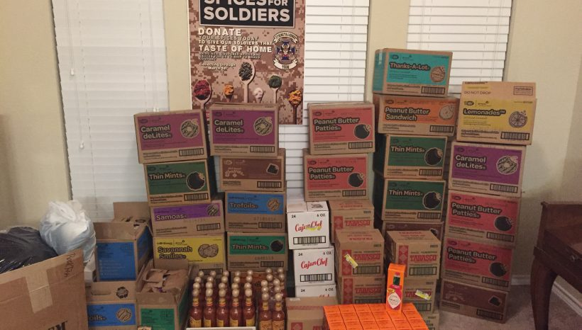 Rockfish Arlington Spices for Soldiers Drive is a Massive Success!