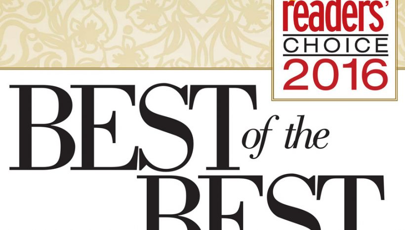 Rockfish Highland Village named Best of the Best Seafood restaurant!