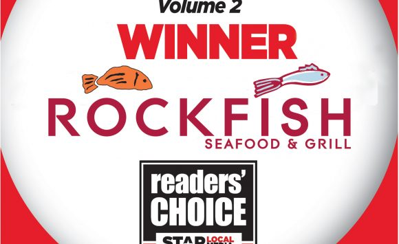 Rockfish Frisco Voted best Seafood in Frisco!